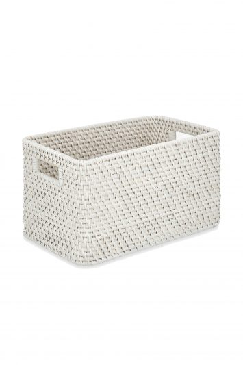 Croft Collection Rattan Basket