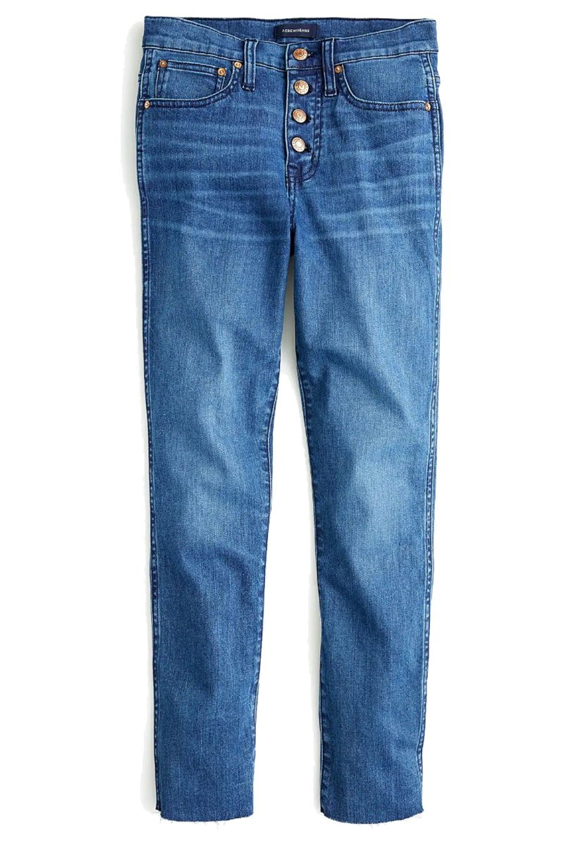 Click to buy J.Crew Vintage straight jean