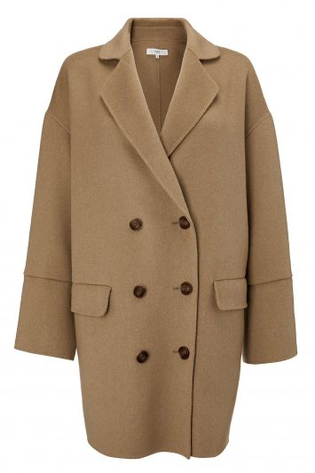 Click to buy John Lewis & Partners Double Faced Double Breasted Jacket