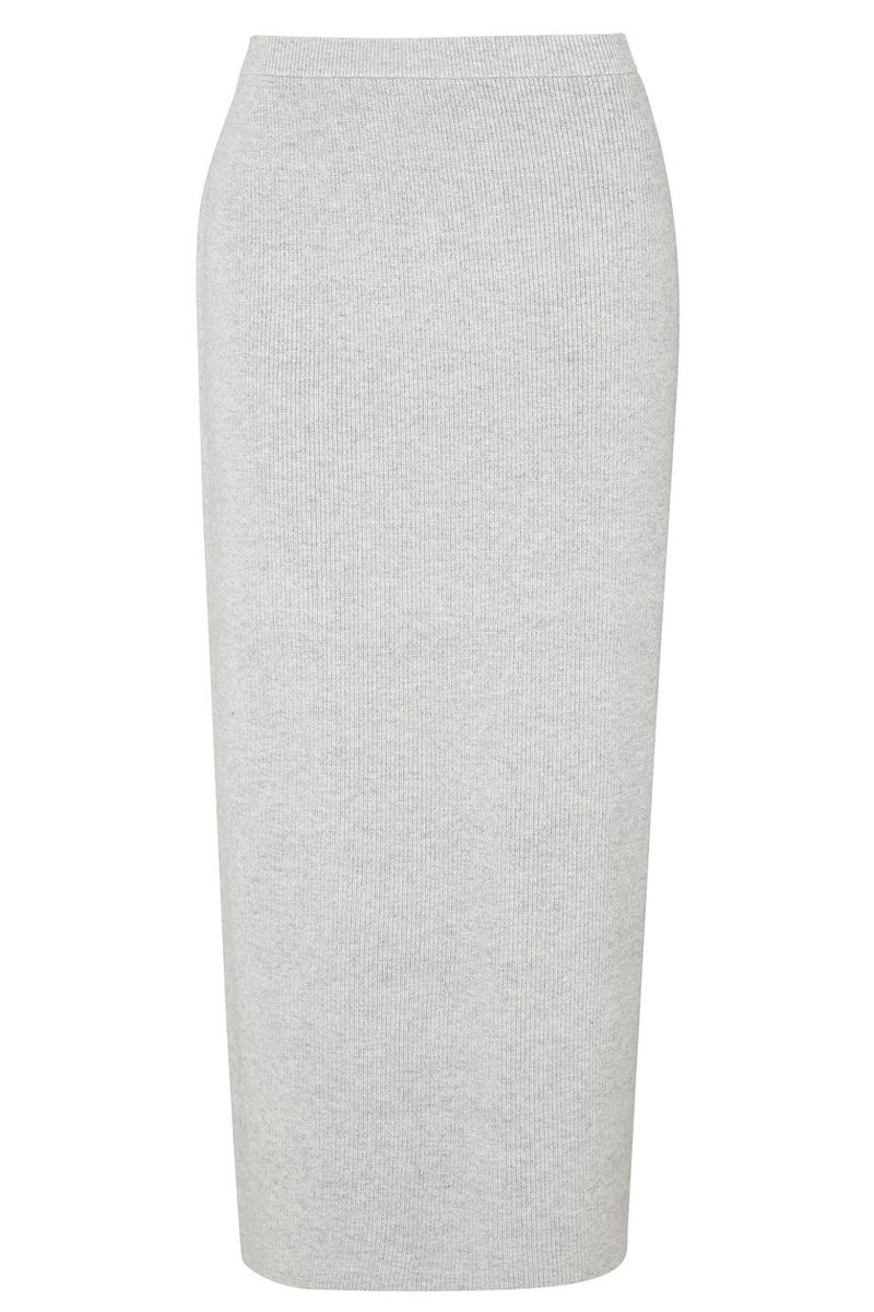 Click to buy John Lewis & Partners Knitted Pencil Skirt