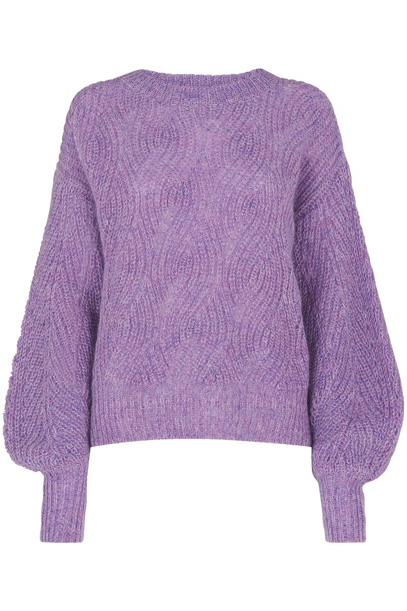 Click to buy Whistles Lilac Jumper