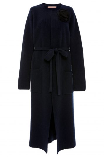 Click to Buy Brock Collection Koffi Knit Coat