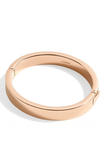 Click to Buy J. Crew Hinge Bangle