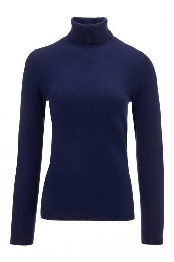 Click to Buy John Lewis & Partners Roll Neck Jumper