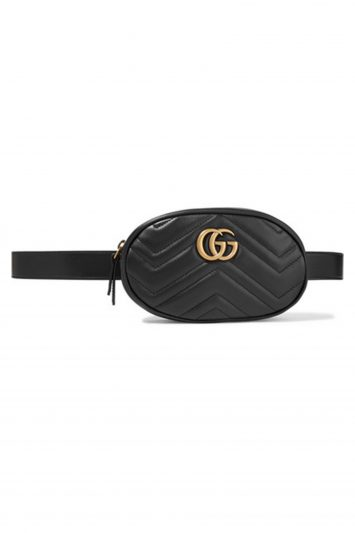 Click to Buy Gucci GG Marmont Belt Bag