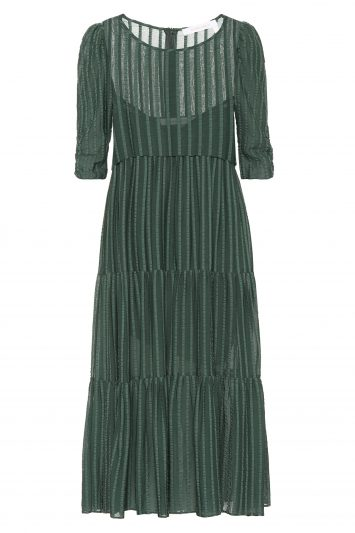 Click to Buy See By Chloé Cotton-blend Dress