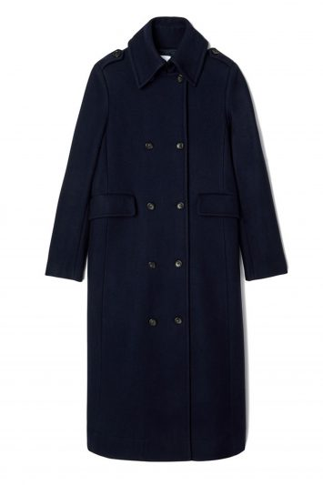 Click to Buy G. Label James Military Coat