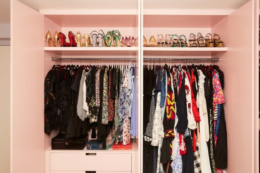 Fiona Leahy Perfect Wardrobe