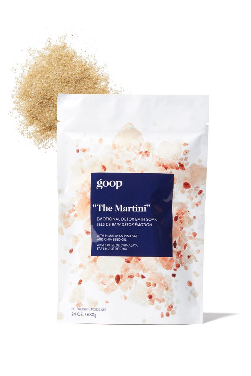 Click to Buy Goop The Martini Bath Soak
