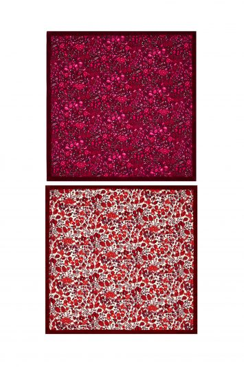 Click to BuyJohn Lewis Ruby Cranberries Napkins