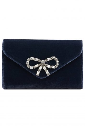 Click to Buy LK-Bennett-Velvet-Clutch