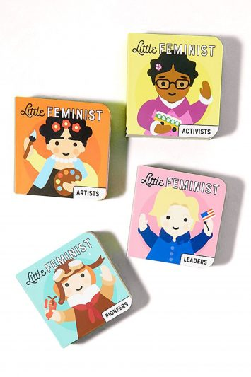 Click to Buy Little Feminist Board Book Set