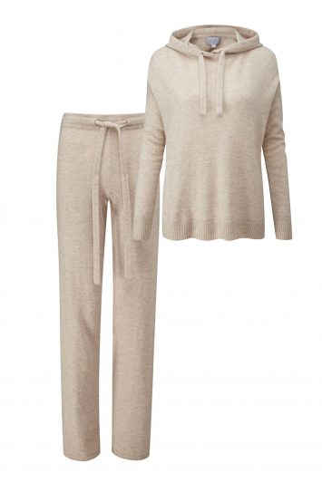 Click to Buy Pure Collection Hoodie and Wide Leg Trousers