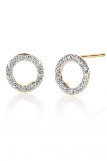 Click to Buy Monica-Vinader-Riva-Diamond-Stud-Earrings