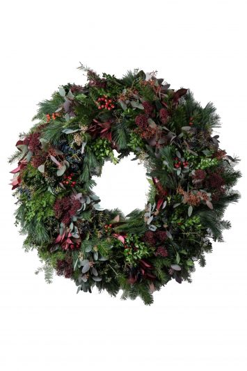 Flowerbx Christmas Wreath