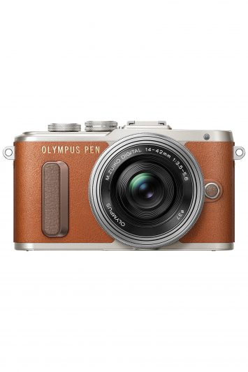 Click to Buy Olympus PEN E-PL8 Compact System Camera