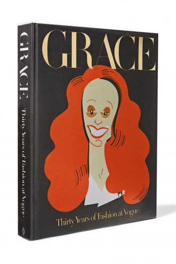 Click to Buy Grace: Thirty Years of Fashion at Vogue hardcover book