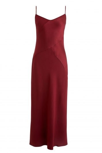 Click to Buy J. Crew Satin Dress