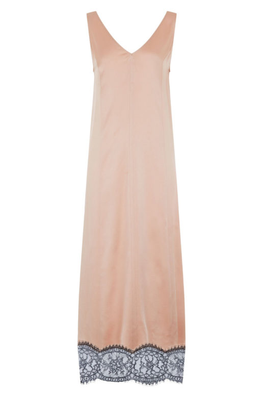 Click to Buy Joseph Audery Crepe Satin Dress