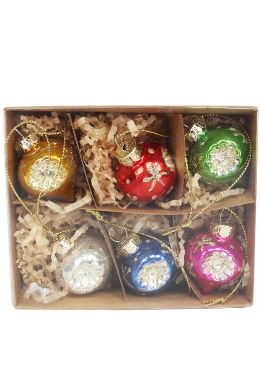 Click to Buy Liberty London Bauble Set