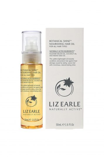 Click to Buy Liz Earle Liz Earle Botanical Hair Shine Oil, 50ml