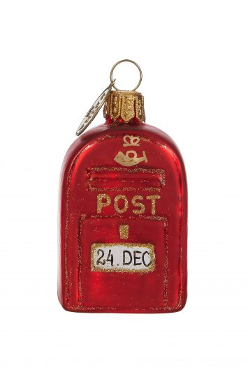 Click to Buy Post Box Decoration