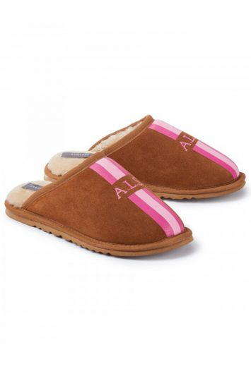 Click to Buy Rae Feather Slippers
