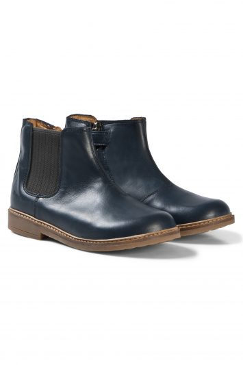 Click to Buy Pom D'api Marine Blue Boots
