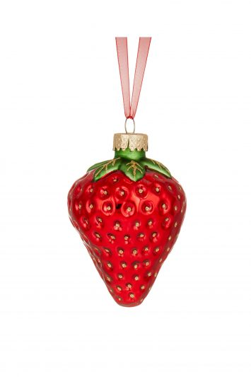 Click to Buy Rainbow Strawberry Bauble