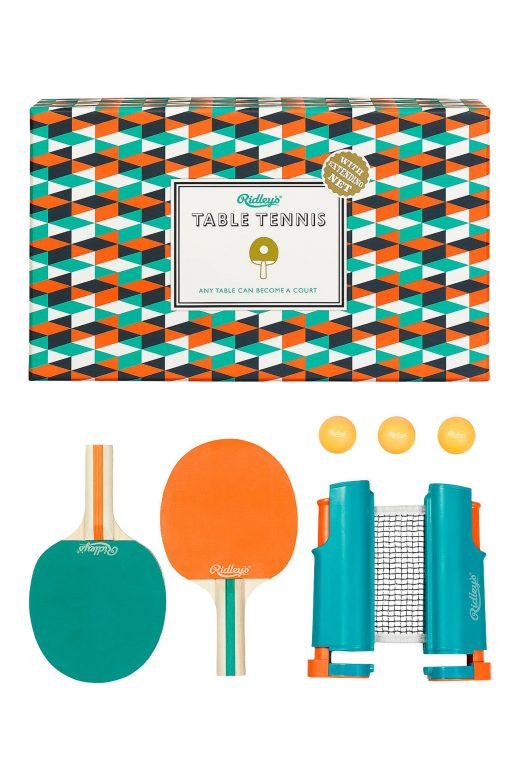 Click to Buy Ridley's Table Tennis Set