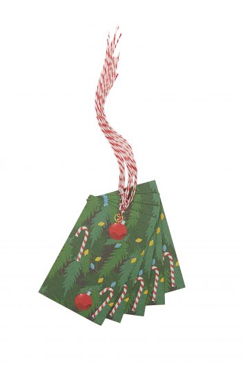 Click to Buy Christmas Tree Gift Tags