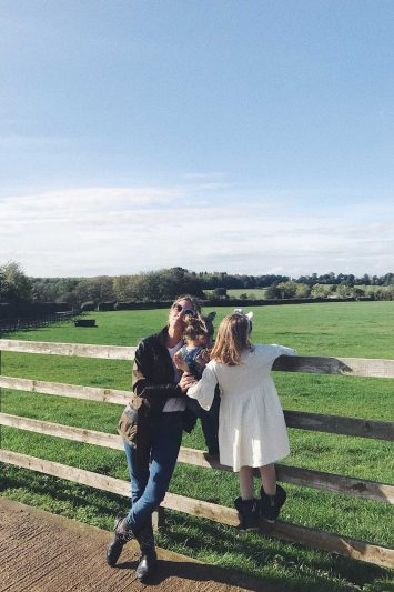 Laura's Weekend at Daylesford