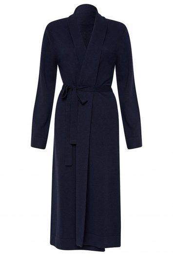 Click to Buy Figleaves Bliss Cashmere Robe