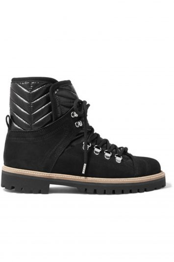 Click to Buy Ganni Hiking Boots