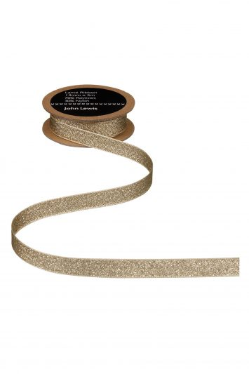 Click to Buy John Lewis Lamé Ribbon