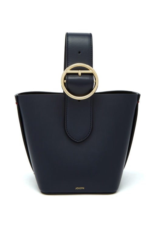 Click to Buy Joseph Sevres Mini Buckle-handle Leather Bag