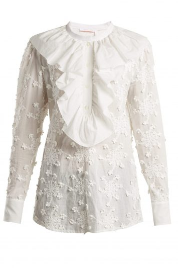 Click to Buy See-by-Chloe-Blouse