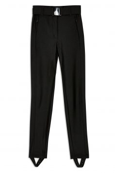 Click to Buy Topshop SNO Black Skinny Trousers