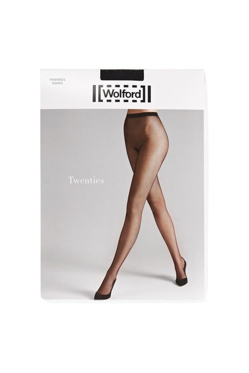 Click to Buy Wolford Twenties fishnet tights