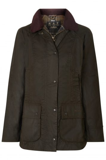 Click to Buy Barbour Coat