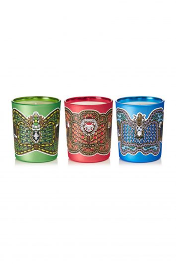 Click to Buy Diptyque Légende du Nord scented candles, 3 x 70g