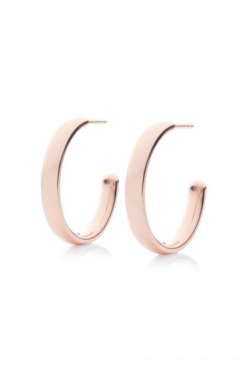 Click to Buy Monica Vinader Fiji Large Hoop Earrings