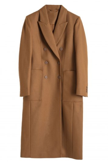 Click to Buy & Other Stories Structured Wool Blend Coat