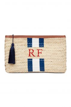 Click to Buy Rae Feather Monogram Clutch