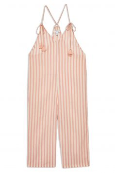 Click to Buy Topshop Stripe Jumpsuit