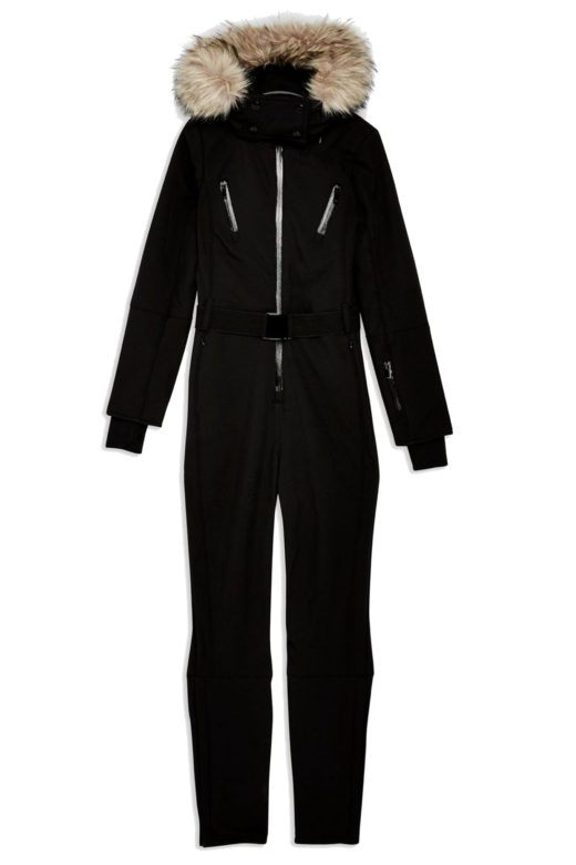 Click to Buy Topshop SNO Black Hooded Snow Suit