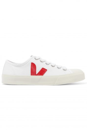 Click to Buy Veja Wata Canvas Trainers