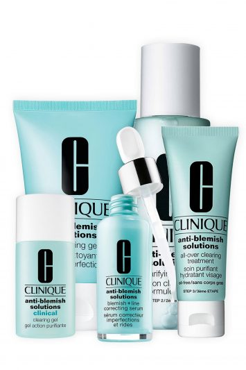 Clinique-routine