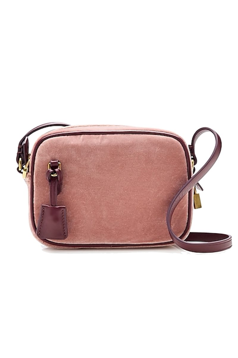 Click to Buy J. Crew Mini Velvet Bag