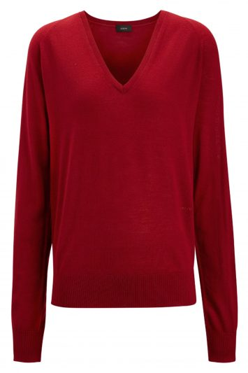 Click to Buy Joseph-Red-Knit